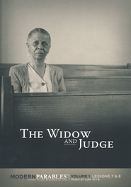 Modern Parables: The Widow and Judge, DVD     -