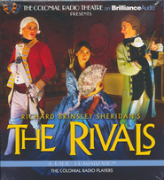 The Rivals: A Radio Dramatization on CD  -     By: Richard Brinsley Sheridan