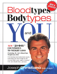 Bloodtypes, Bodytypes and You!  -     By: Joseph Christiano