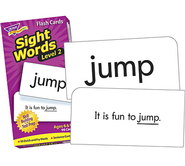 Sight Words Level 2 Skill Drill Flash Cards   -