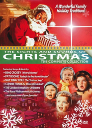 The Sights and Sounds of Christmas: The Complete  Collection, DVD  -