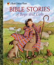 Bible Stories of Boys and Girls  -     By: Christin Ditchfield