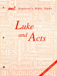 Luke and Acts, Book 1 (Lessons 1-10)  - Slightly Imperfect  -