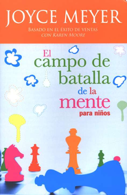 El Campo de Batalla de la Mente para Ni&#241os  (Battlefield of the Mind for Kids)   -     By: Joyce Meyer