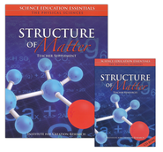 Structure of Matter - Curriculum Supplement   -