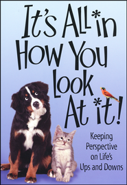 It Is All In How You Look At It Book  -
