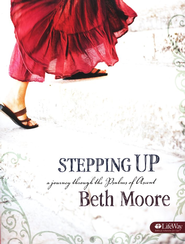 Stepping Up: A Journey Through the Psalms of Ascent,  Member Book - Slightly Imperfect  -