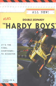 The Hardy Boys Files #181: Double Jeopardy   -     By: Franklin W. Dixon