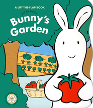 Pat the Bunny:Bunny's Garden-A Lift-the-Flap Book  -     By: Golden Books