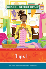 Time's Up - eBook  -     By: Annie Bryant