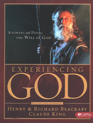 Experiencing God Workbook: Knowing and Doing the Will-Slightly imperfect  -