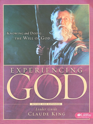 Experiencing God - Leader Guide Revised   -     By: Richard Blackaby, Henry Blackaby, Claude King