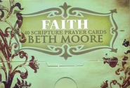Scripture Prayer Cards: Faith  -     By: Beth Moore
