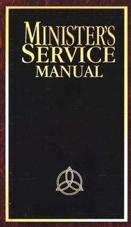 Minister's Service Manual   -     By: Clyne Buxton