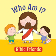 Who Am I? Bible Friends  -     By: Karen Williamson