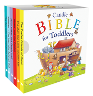 Candle Bible for Toddlers  -     By: Juliet David