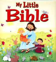 My Little Bible  -     By: Karen Williamson     Illustrated By: Amanda Enright