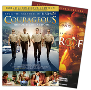 Courageous & Fireproof DVD Set   -