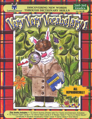 Very Very Vocabulary 1, Grades 2-3   -     By: Karen Shackelford