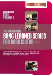 Song Learner Series for Bass Guitar, Volume 1   -