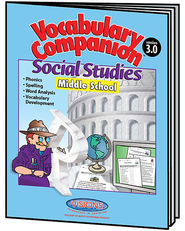 Vocabulary Companion: Social Studies Middle School   -              By: Arnie Uretsky