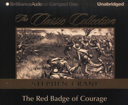 The Red Badge of Courage                        - Audiobook on CD    -     Narrated By: Roger Dressler     By: Stephen Crane
