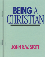 Being a Christian, 5 Pack   -     By: John Stott