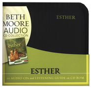 Esther: It's Tough Being a Woman - Audio CDs   -     By: Beth Moore