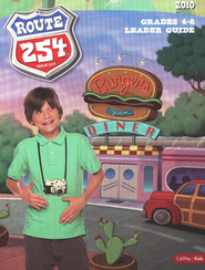 Route 254 Club Grades 4-6 Leader Guide  -