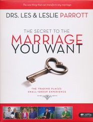 The Secret to the Marriage You Want - DVD Leader Kit  -     By: Dr. Les Parrott, Dr. Leslie Parrott