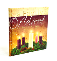 A Family Advent: Keeping the Savior in the Season - Slightly Imperfect  -