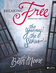 Breaking Free Workbook, Updated  - Slightly Imperfect  -
