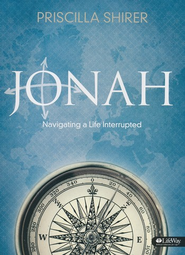 Jonah: Navigating a Life Interrupted Member Book  -              By: Priscilla Shirer