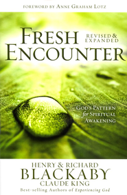 Fresh Encounter: God's Pattern for Spiritual Awakening--DVD Leader Kit  -     By: Henry T. Blackaby, Richard Blackaby, Claude King