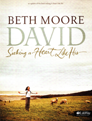 David: Seeking a Heart Like His Member Book  -     By: Beth Moore