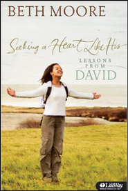 Seeking a Heart Like His: Lessons from David Booklet   -     By: Beth Moore