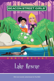 Lake Rescue - eBook  -     By: Annie Bryant