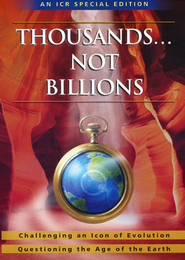 Thousands...Not Billions (DVD)  -