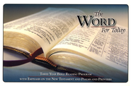 The Word For Today  -     By: Sam Thorpe Jr.