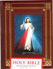 RSV Catholic Family Bible: Divine Mercy Edition  -