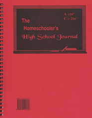 The Homeschooler's High School Journal   -