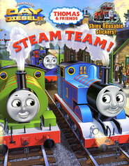 Steam Team! (Thomas and Friends)  -              By: Rev. W. Awdry