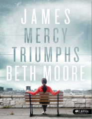 James: Mercy Triumphs--Member Book   -     By: Beth Moore