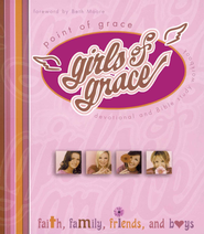 Girls of Grace - eBook  -     By: Point of Grace