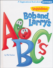 Bob & Larry's ABC's Veggiecational Book   -
