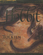 The Hobbit, Sixtieth Anniversary Edition, Illustrated by Alan Lee  -     By: J.R.R. Tolkien     Illustrated By: Alan Lee