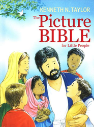 Picture Bible for Little People   -              By: Kenneth N. Taylor