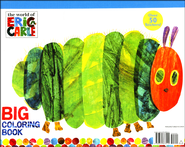 The World of Eric Carle Big Coloring Book  -     By: Eric Carle