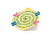 ABC Tilt-A-Whirl Top Craft Pack, pack of 10   -