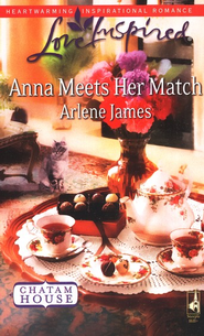 Anna Meets Her Match  -              By: Arlene James